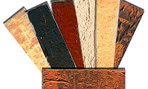 обшивка фасада керамогранитом и клинкерной плиткой