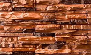 обшивка фасада натуральным или искусственным камнем